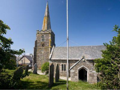 Gerrans Church