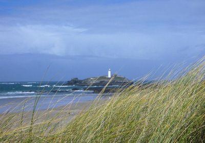 Godrevey Lighthouse - Hayle