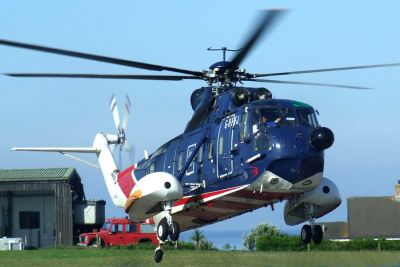 Isles of Scilly Helicopter
