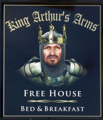 King Arthur's Arms - Tintagel