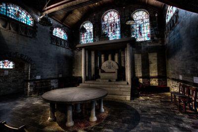 King Arthur's Great Halls