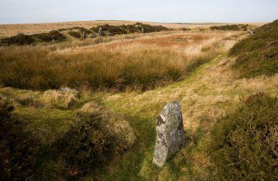 King Arthur's Hall - Bodmin Moor