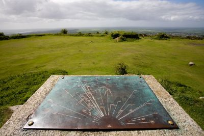 View from Kit Hill