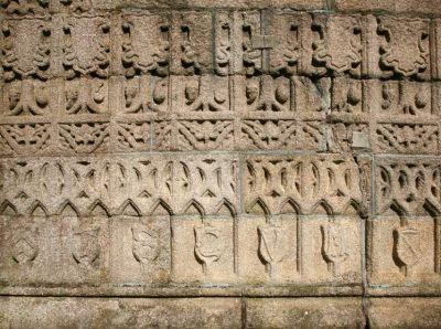 Launceston Church Carvings