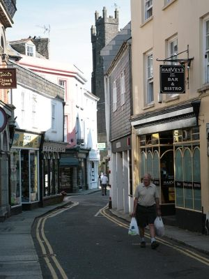 Church Street - Launceston