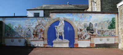 Liskeard Mural