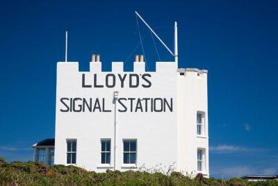 Lloyds Signal Station - The Lizard