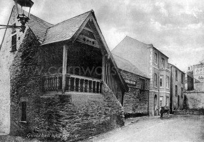 Old Guildhall - East Looe