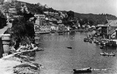 Looe River - 1920s