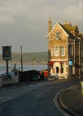 Corner Cafe in Marazion