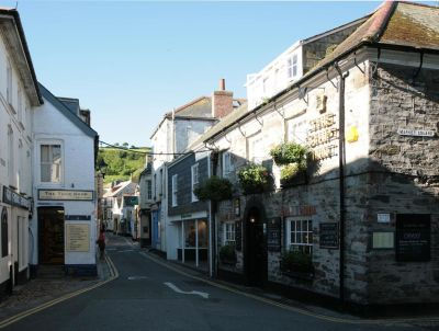 Fore Street - Mevagissey