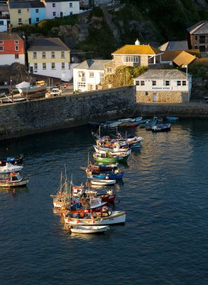 Mevagissey Outer Harbour