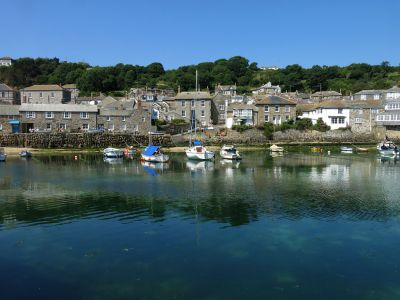 Mousehole from the pier