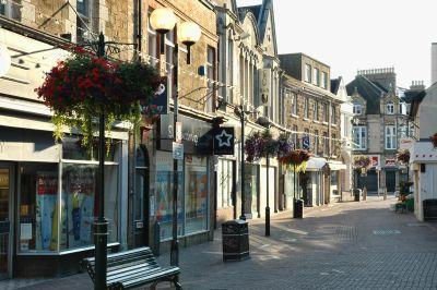 Newquay Highstreet
