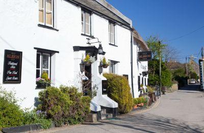 Old Albion Inn - Crantock