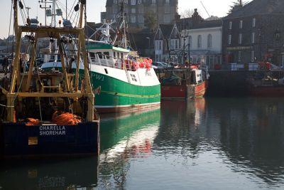 Padstow Trawlers