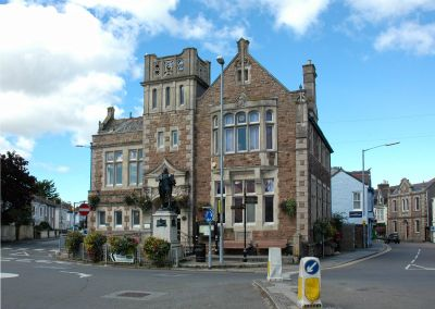 Passmore Edwards Library - Camborne