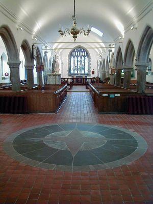 Paul Church Interior