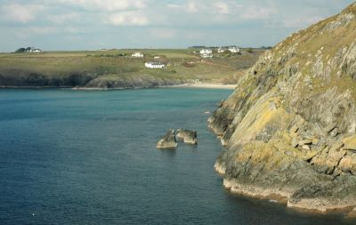 Polurrian Cove - nr Mullion