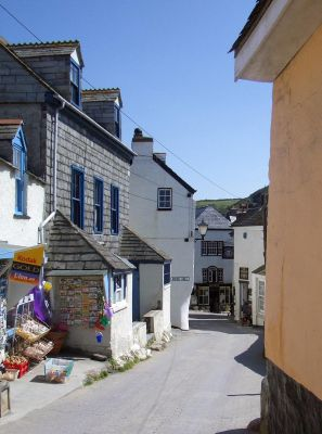 Port Isaac - Fore Street