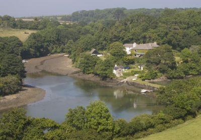 Portcuil, River Percuil