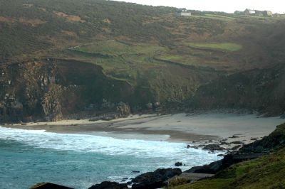 Portheras Cove nr St Just
