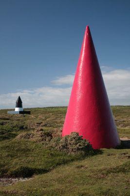 Daymarks near Gwennap Head