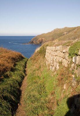 Coast Path near Cape Cornwall