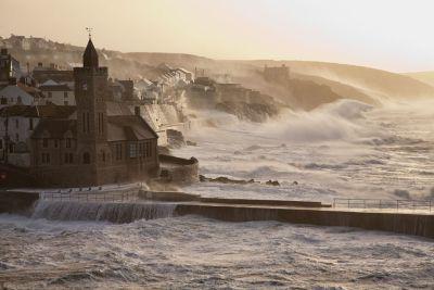 Porthleven Storm - January 2014