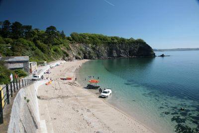Porthpean Beach