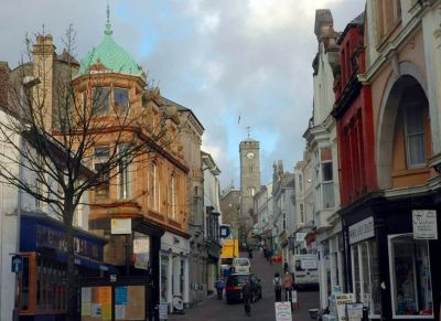 Fore Street - Redruth