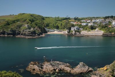 Fowey River Mouth