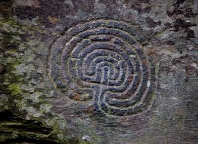 Rocky Valley Labyrinth