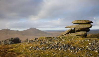 Roughtor Rock Pile
