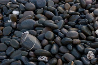 Pebbles - Sandymouth Beach
