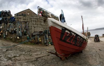 Sennen Fishing Boat