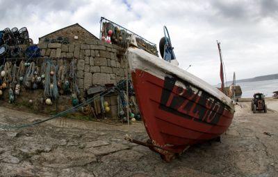 Sennen Fishing Boat