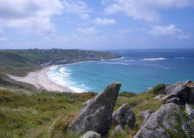 Sennen Beach Vista