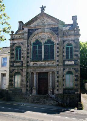Masonic Lodge - St Austell