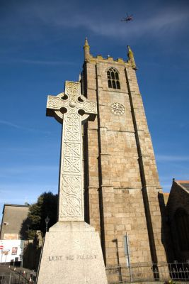 St Ives Church Tower