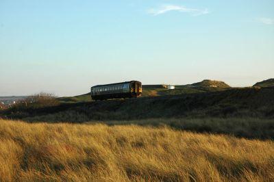 St Ives Line Train