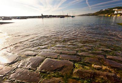 St Ives slipway