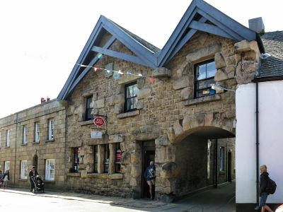 St Mary's Post Office - Isles of Scilly