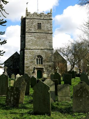 St Teath Church