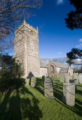 St Breward Church