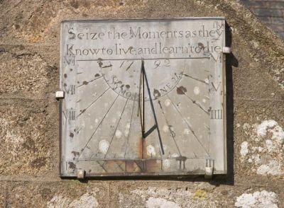 Sundial - St Breward Church