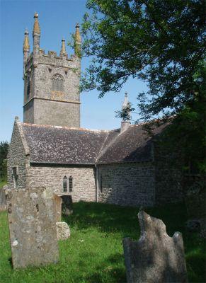 St Germoe's Church