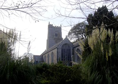 St Kew Church