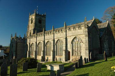 St Neot Church