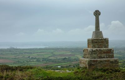 Tregonning Hill Memorial